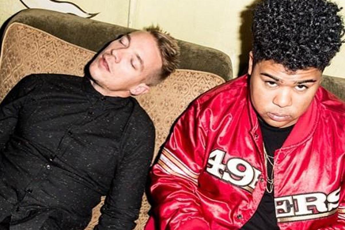 iLoveMakonnen Plays Hip-Hop on 'Diplo & Friends'