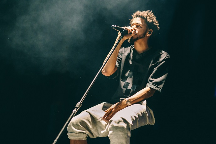 """J. Cole Remixed A Tribe Called Quest's """"Can I Kick It?"""""""