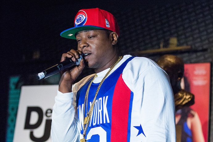 """Jadakiss Answers Questions From His Own Song """"Why?"""""""
