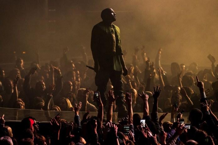 Kanye West & Fetty Wap Get a Massive Lip-Dub Treatment