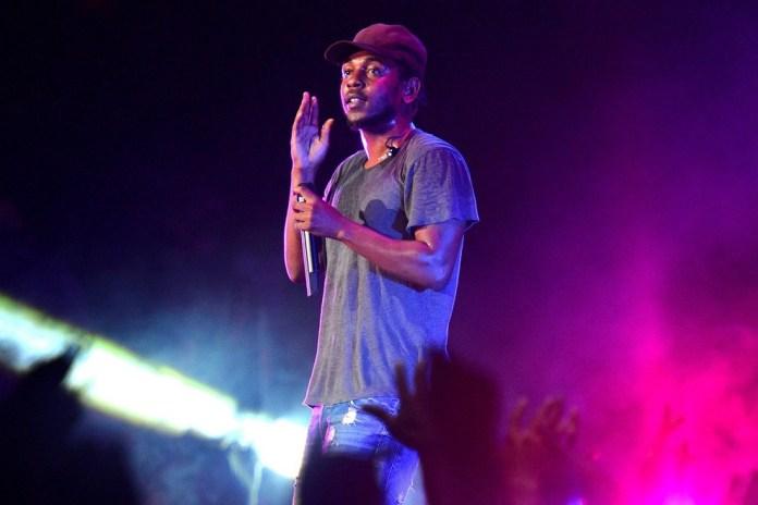 "Kendrick Lamar Calls 'TPAB' ""Therapy"" During Inspirational Speech"