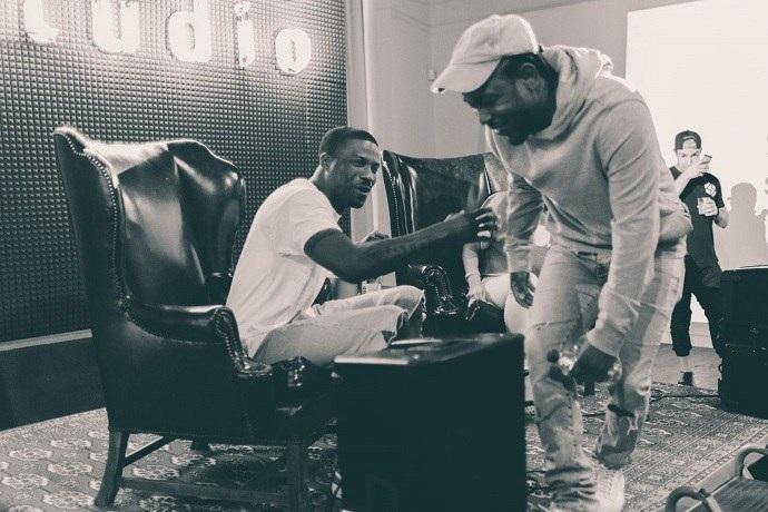 "Kendrick Lamar & Jay Rock Remixed ""Easy Bake"""
