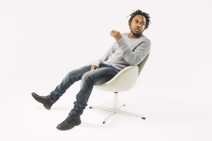 "Kendrick Lamar Snaps on ""Black Friday"""