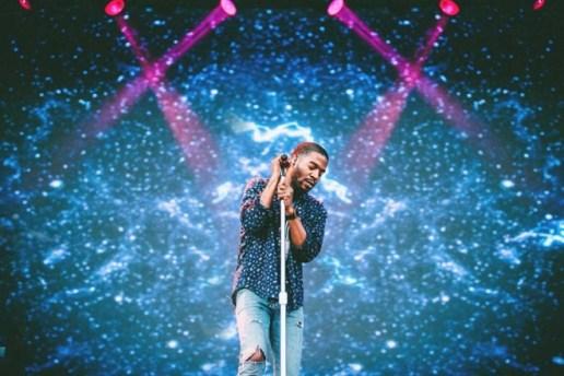 Kid Cudi Unveils 'Speedin' Bullet 2 Heaven' Artwork