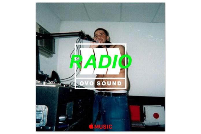 Listen To DJ Khaled's OVO Sound Radio Mix