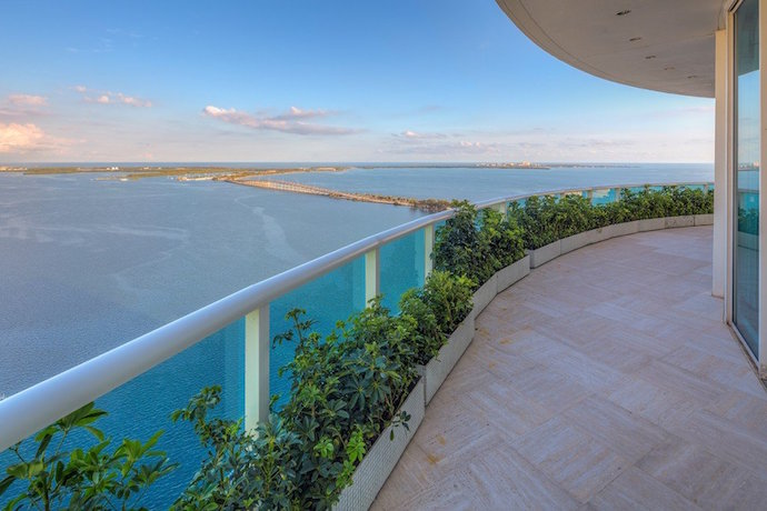 A Rare Look Inside Pharrell's Miami Penthouse