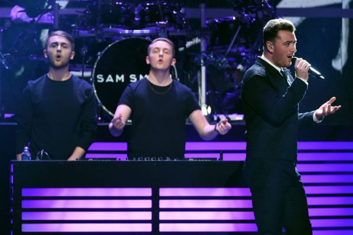 Lorde and Sam Smith Join Disclosure During Their 'Saturday Night Live' Performance