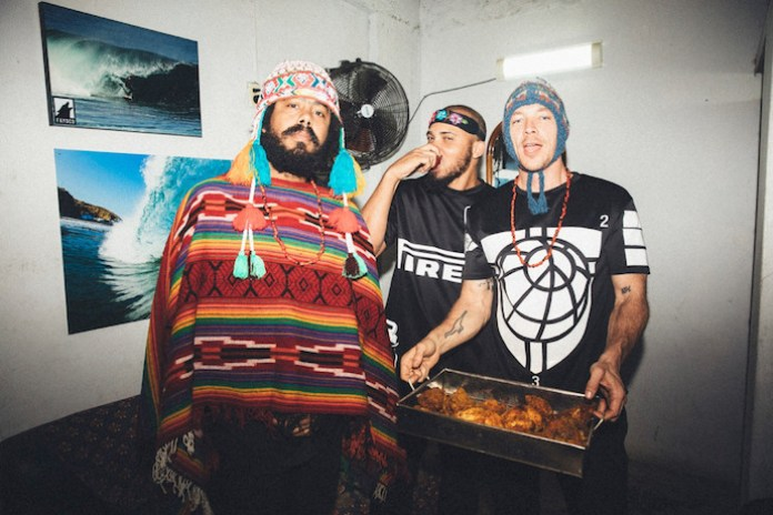 Stream Extended Version of Major Lazer's 'Peace is The Mission' Album