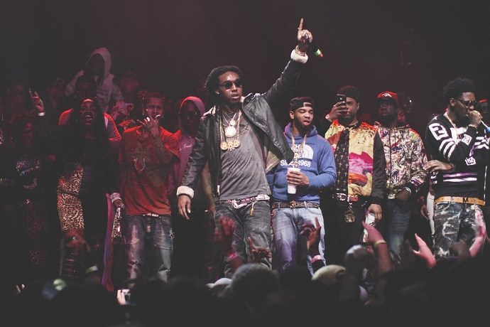 Migos Announce New Project, Share Two Songs