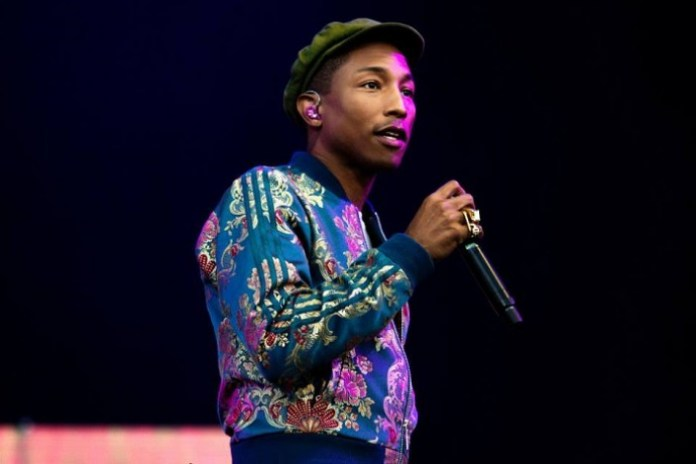 Pharrell, Miguel, Big Sean, Sia, Ed Sheeran & More Come Together for Benefit Show