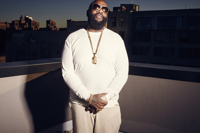 "Rick Ross Reworks Tupac's ""Starin Thru My Rearview"""