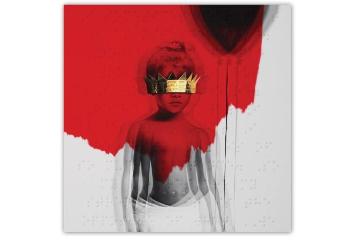 Stream Rihanna's New Album 'Anti'