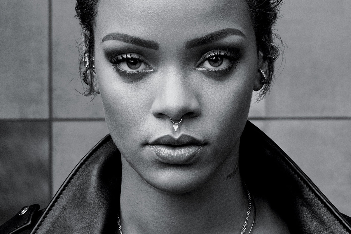 Rihanna's New Website to Reveal Details on Her New Album