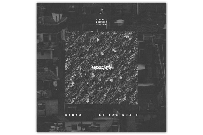Sango - Da Rocinha 3 (Album Stream)