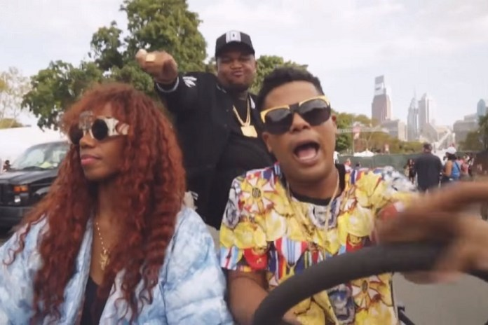 "Santigold & iLoveMakonnen's ""Who Be Lovin' Me"" Video Features Earl Sweatshirt & Big Sean"