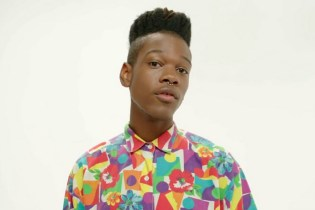 Shamir Makes Late-Night Television Debut on 'Colbert'