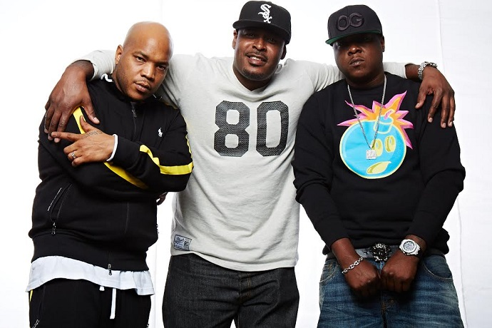 Sheek Louch featuring Jadakiss & A$AP Ferg - What's On Your Mind