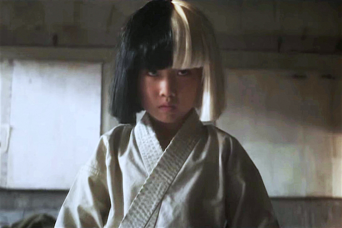 Sia's New Video Features a Young Kung Fu Master
