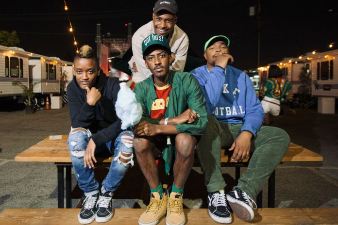 A Chat With The Internet's Syd Tha Kyd at Camp Flog Gnaw 2015