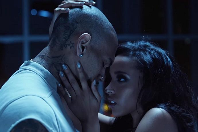 Tinashe featuring Chris Brown - Player