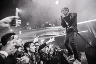Travi$ Scott Debuts New Song in Montreal