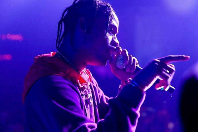 Travi$ Scott Premieres Two New Tracks at D.C. Show