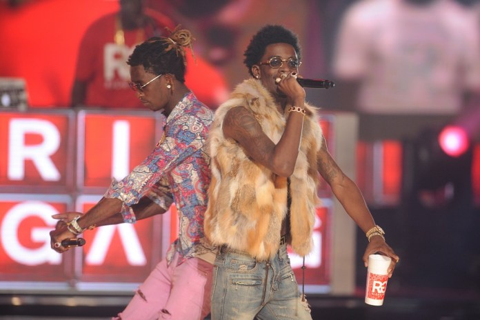 Two New Rich Homie Quan & Young Thug Collaborations Surface