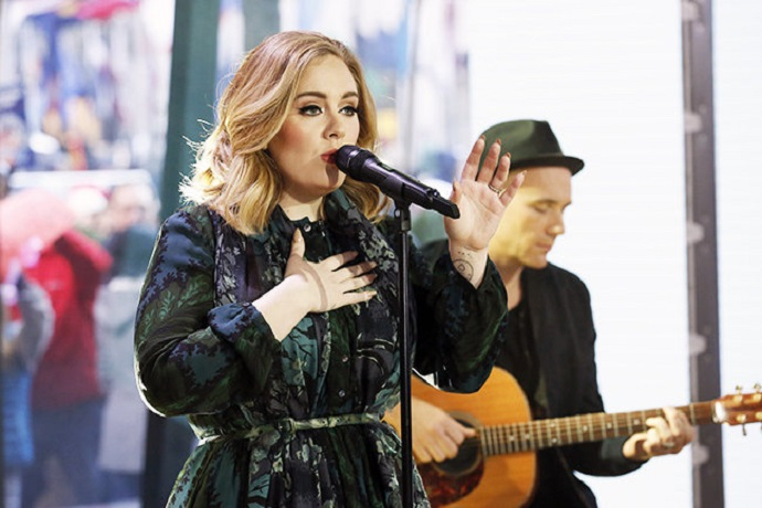 Watch Adele's 'Today' Performance