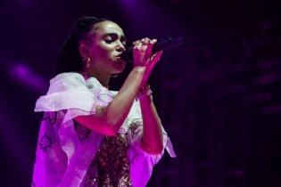Watch FKA twigs' Entire MOBO Awards Performance