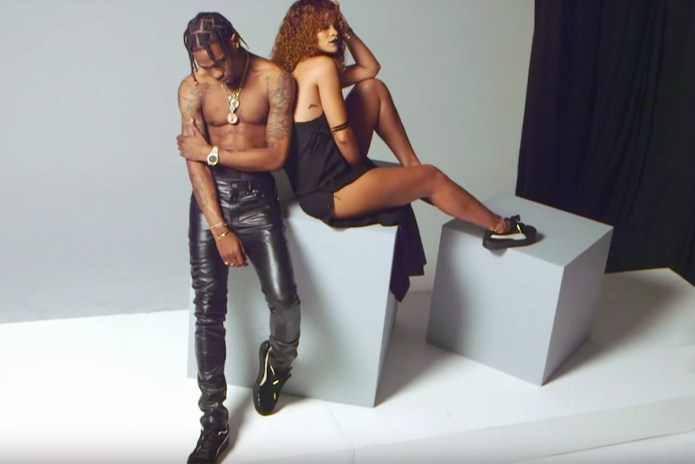 Watch the Behind-the-Scenes of Travi$ Scott & Rihanna's 'Creeper' PUMA Shoot