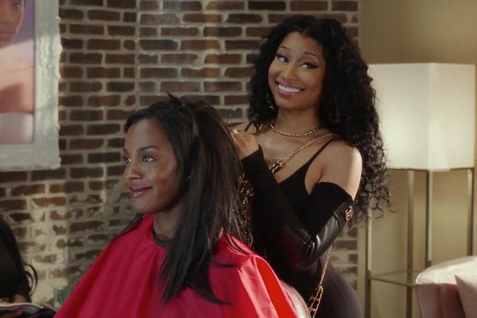 Watch the Trailer for 'Barbershop: The Next Cut' Starring Nicki Minaj & Ice Cube