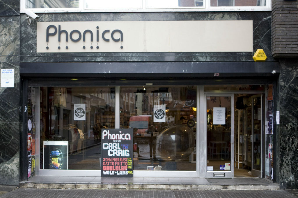 #XOYOLoves Phonica