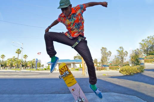You Can Play as Tyler, The Creator on 'Tony Hawk's Pro Skater 5'