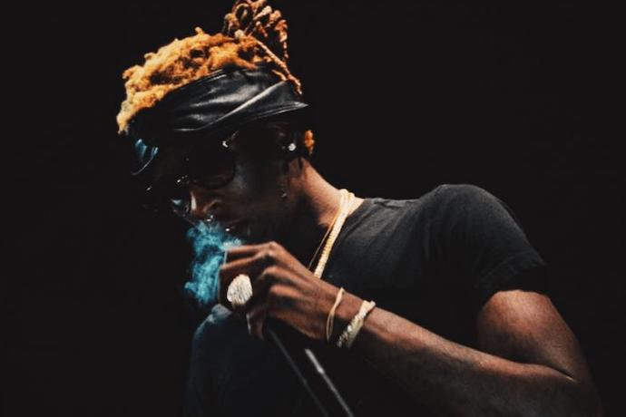 Listen to Young Thug's Freestyle on Paris Radio