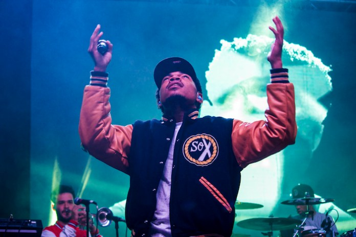"Check out Skrillex & Chance The Rapper's Unreleased ""Hundred Waters"" Remix"
