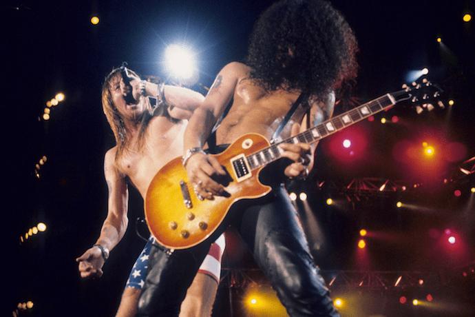 Guns N' Roses to Reunite and Headline Coachella 2016