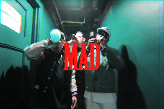 """Watch Kool John, P-Lo and G-Eazy's New Video for """"Mad"""""""