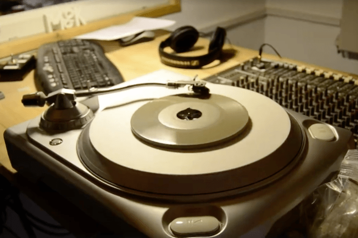 Listen to Audio From the First Record Ever Made From Concrete