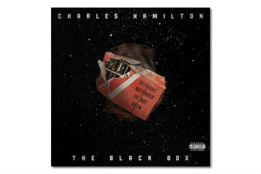 Listen to Charles Hamilton's 'The Black Box' EP