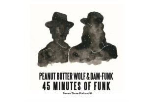 """Stream Peanut Butter Wolf and Dam-Funk's """"45 Minutes of Funk"""" Mix"""