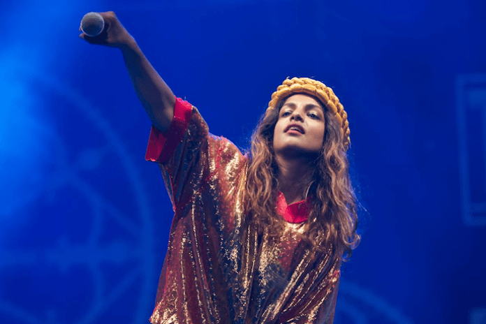 M.I.A. Addresses The Refugee Crisis with NPR