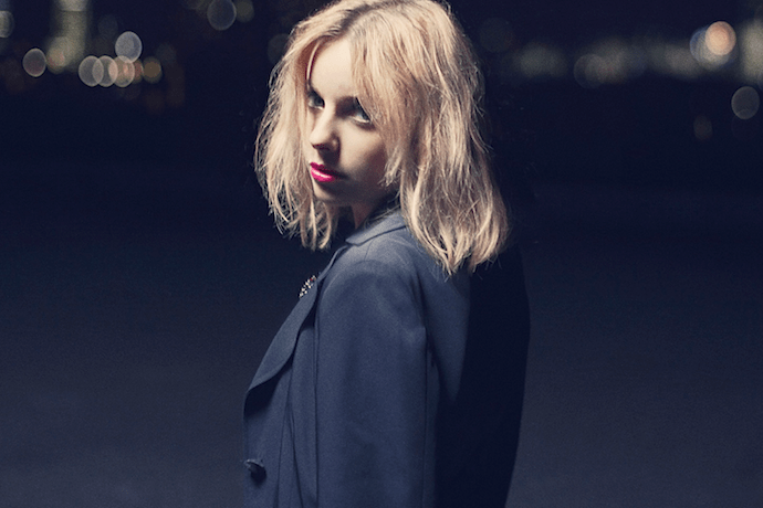 """Listen to The New Synth-Pop Collabo Between Rac & Little Boots on """"Magic Hour"""""""