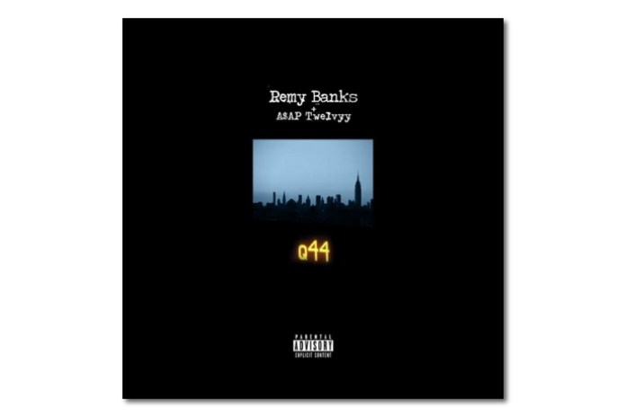 "Remy Banks and A$AP Twelvy Share New York Vibes on ""q44."""