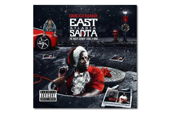 Stream Gucci Mane's 'East Atlanta Santa 2' Mixtape