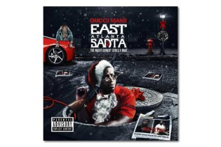 Stream Gucci Mane's 'East Atlanta Santa 2' Mixtape