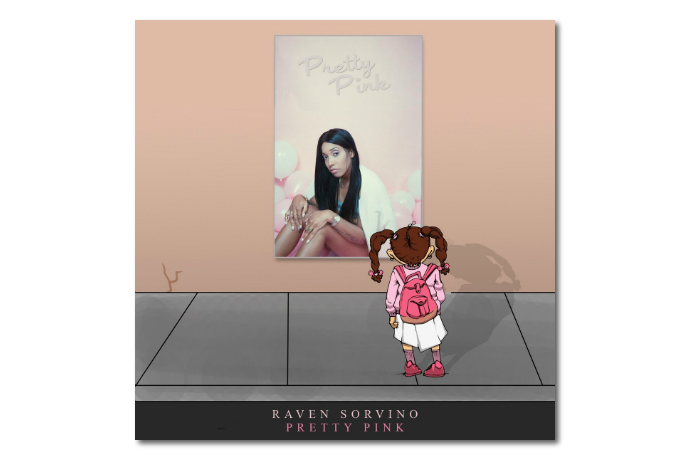 Raven Sorvino Releases 'Pretty Pink' EP featuring Gangsta Boo & More