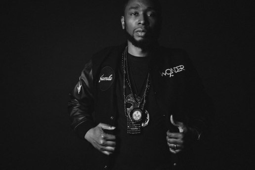 Watch 9th Wonder Pick Three Records Blindfolded, Then Make a Beat