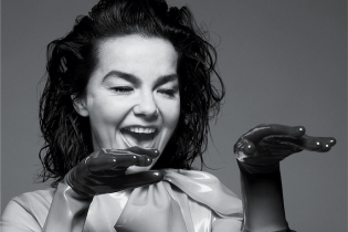 "Watch Björk's Twisted ""Mouth Mantra"" Video"
