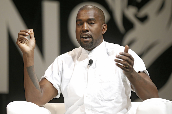Watch Kanye West's Full Oxford Guild Lecture