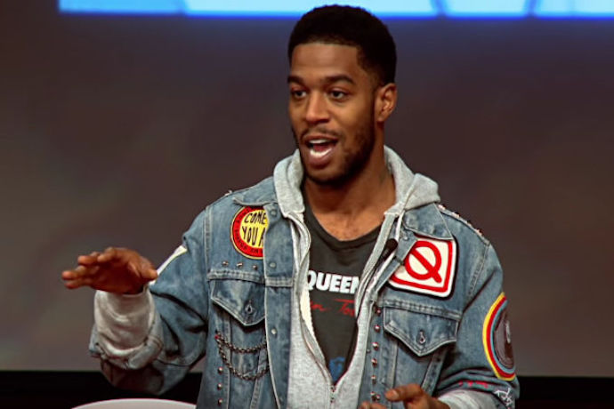Watch Kid Cudi's Inspirational TED Speech
